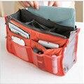 12 Cores Make up organizer bag Mulheres Homens bolsa de viagem Ocasional saco Sacos Cosméticos saco de armazenamento em saco de multi funcional Maquiagem bolsa