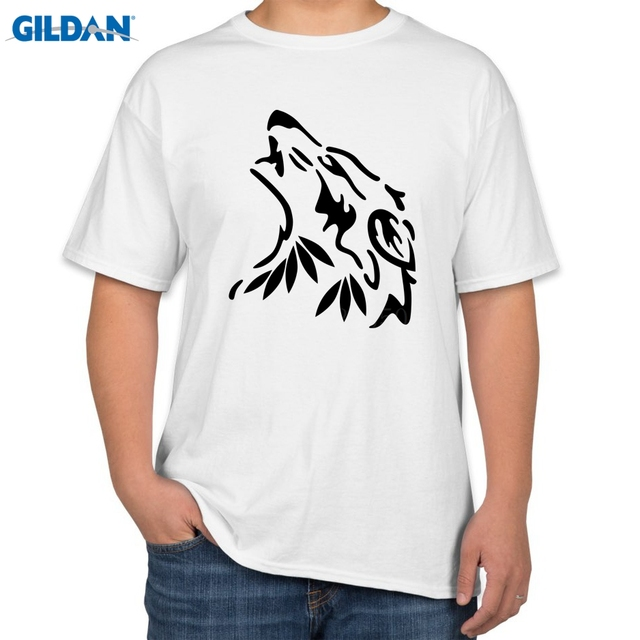 Game Of Thrones House Stark Wolf Winterfell Casual Fashion Cotton Men's T-shirt
