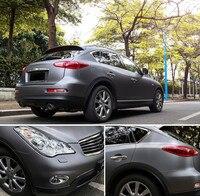 Пятно хром черный серый автомобиль Обёрточная бумага Стикеры винила лист пленки самоклеющиеся воздуха бесплатно 5ft x 65.6ft