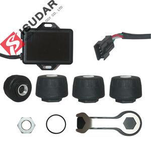 Image 1 - Монитор давления в шинах Isudar, для Isudar, Android, автомобильный мультимедийный плеер/TPMS, Android 5.1.1, автомобильный dvd плеер Android 6,0