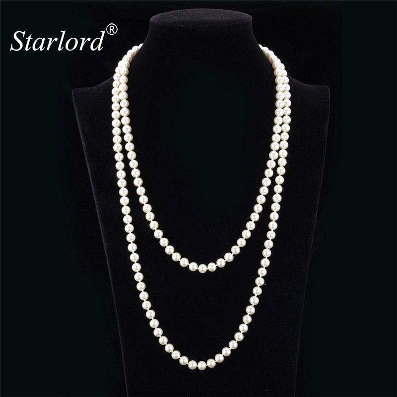 Starlord Brand Long Beads Necklace s
