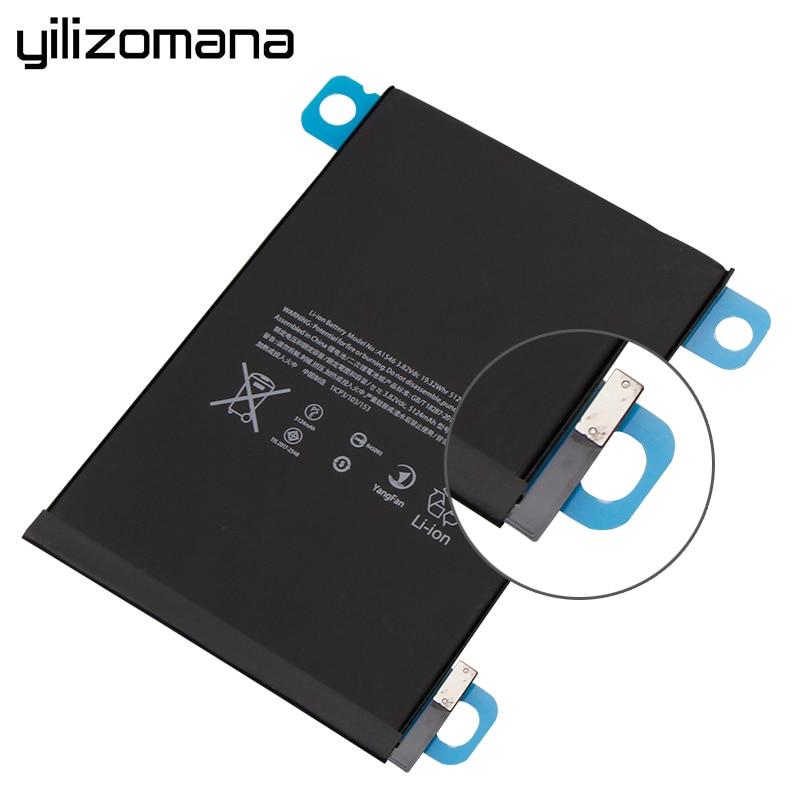 Батарея yilizomana для ipad mini 4 5124 мА/ч литий ионный внутренний