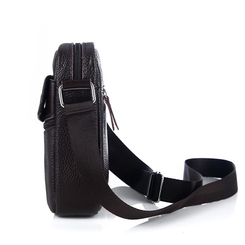 sacolas crossbody couro do couro Number OF Alças/straps : Único