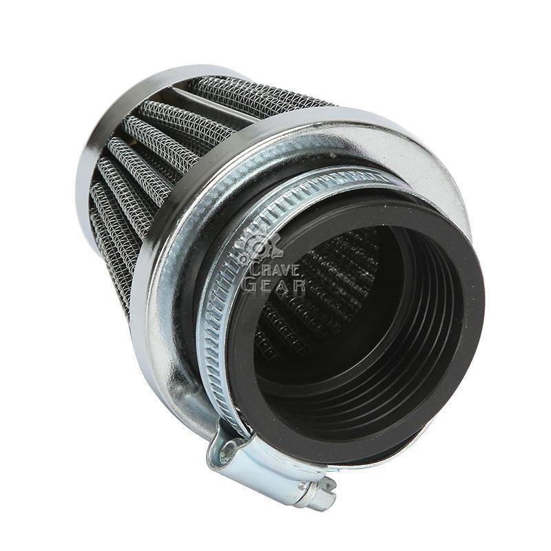 52mm Motorcycle Air Filter Pod Fit For Suzuki GSXR 750 1100 750R KATANA GSX 1100F GSX600F Kawasaki KZ550H Yamaha GSX1100F ...