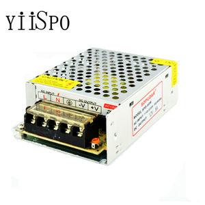 Image 1 - Hotsale DC 12V 5A güç kaynağı adaptörü için güvenlik kamerası CCTV sistemi 12V 60W güvenlik profesyonel dönüştürücü adaptör ücretsiz kargo