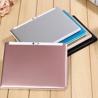 10 inch tablet MT6580 quad core 1GB+16GB HD 2.5D arc screen 3G call Tablet PC