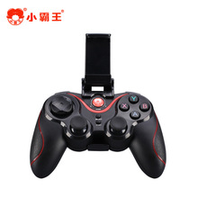 Speedy Wi-fi Bluetooth Gamepad Recreation Controller Moveable Joystick Deal with for iPhone iPad ios