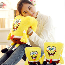 Warming Hands cartoon SpongeBob Subsection Girl Child Plush font b Toys b font Stuffed Doll for