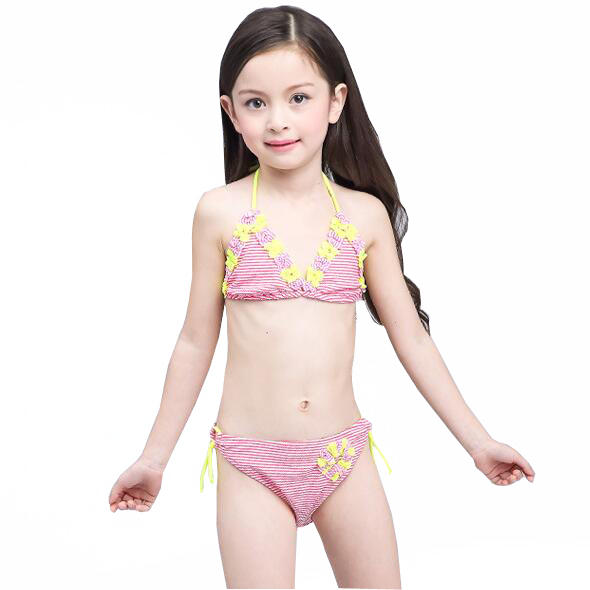 Super discount clearance sale get online Little Girl Bathing Suit Stock Images - 1, Photos