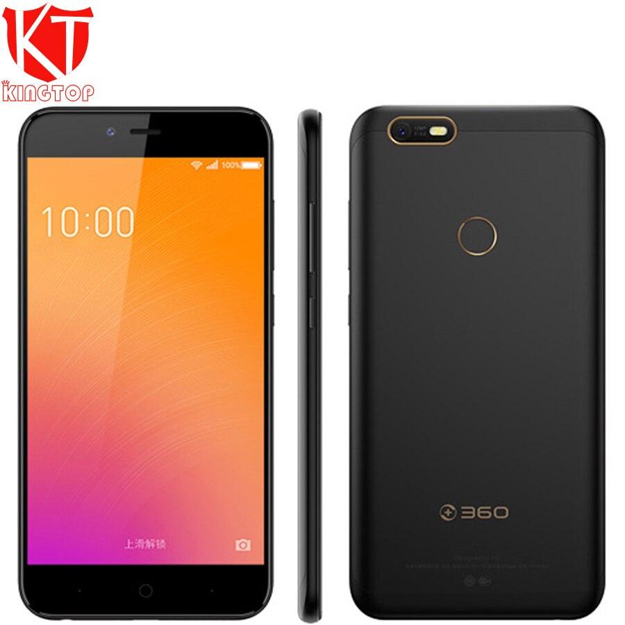 Original 360 N6 Lite Mobile Phone 4GB RAM 32GB ROM Snapdragon 630 Octa Core 2.2GHz 5.5 inch Quick Charge 4G Dual SIM 13MP+8MP