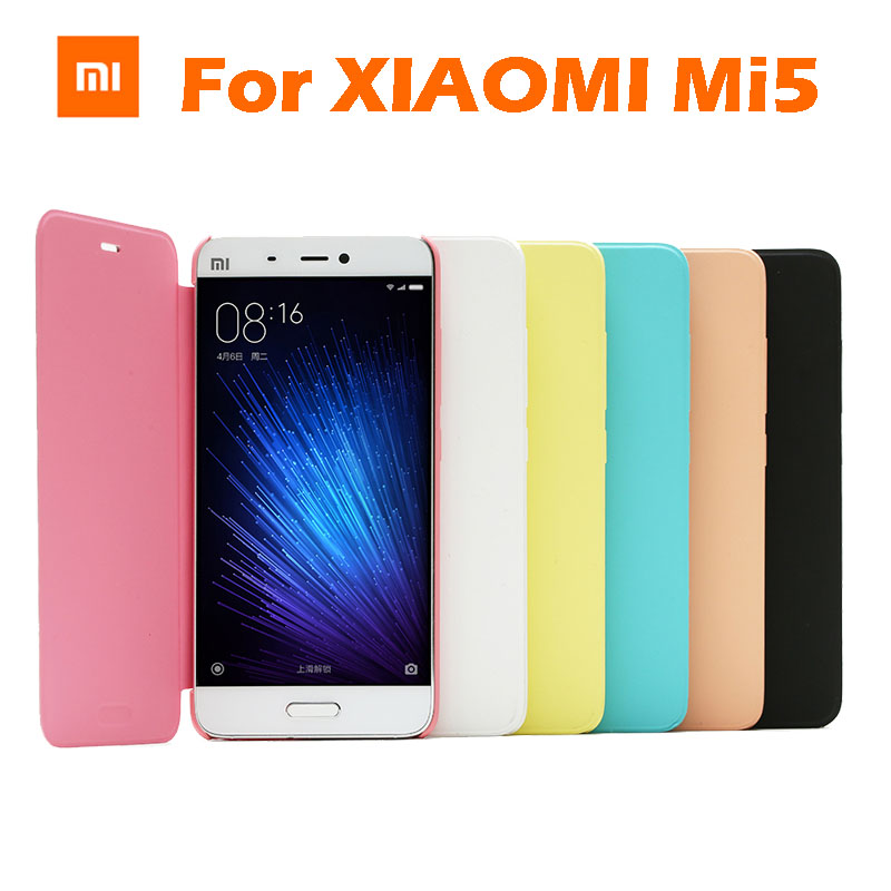 bilder für Auf Lager Ursprüngliche Xiaomi MI5 M5 Protector Fall Flip Sabic Matte leder Abdeckung Für Xiaomi MI5 MI 5 M5 Pro Zoll 5,15
