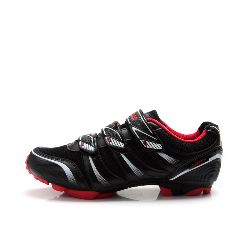 Tiebao Brand Cycling Shoes MTB Calzado Ciclista Mens Breathable Shoes For Racing Zapatos De Ciclismo De