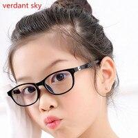 416b27c28a Los niños gafas para niños TR Flexible gafas para niños gafas de los niños  para las