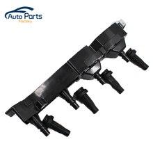 Ignition Coil For PEUGEOT 1007 206 307 308 PARTNER Citroen Berlingo C2 C3 C4 Xsara 1.6 597080 597099 96363378 5970.80 2526182A