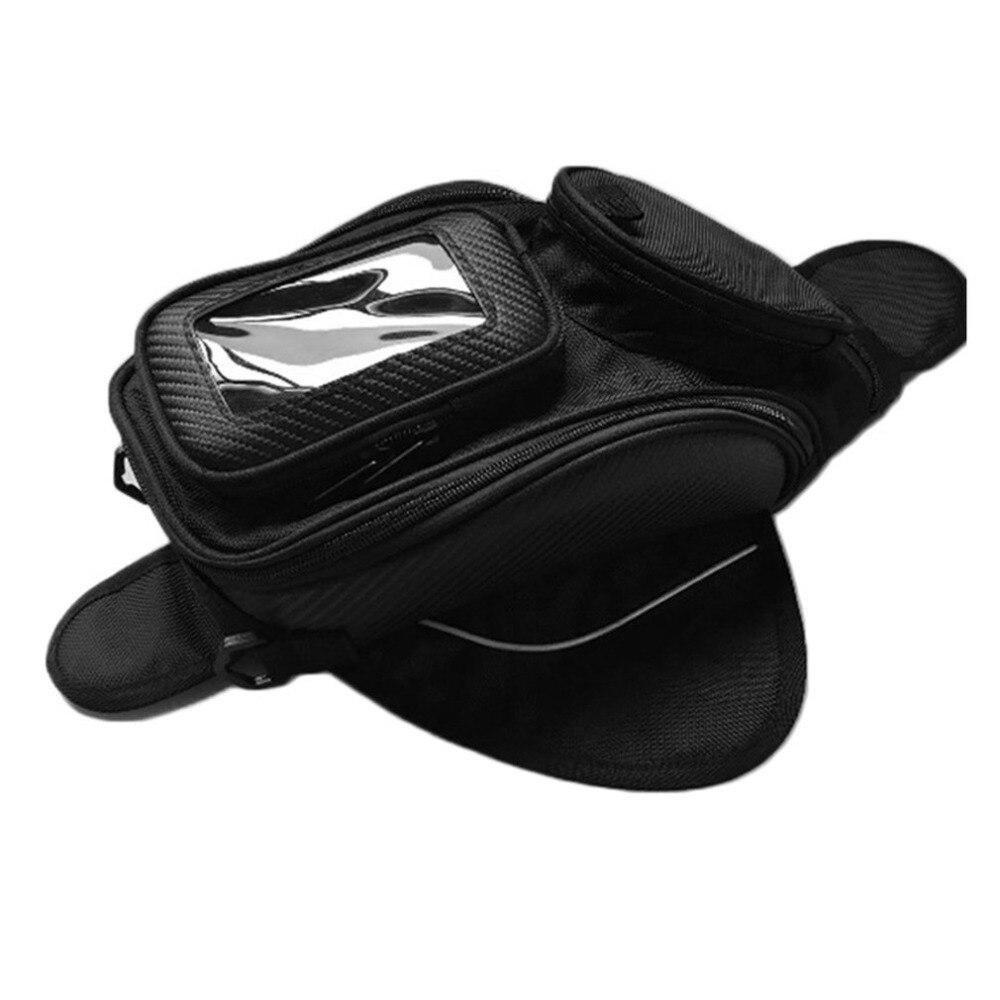 Black Motorbike Tank Bag Motorcycle Riding Package Multi-functional Riding Racing Oil Bag Motorcyclist Equipment HOT Sale