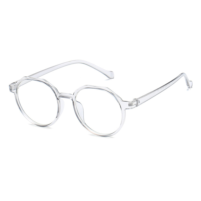 Clear Lens Cat Eye Glasses Frame Women Fashion Oversized Spectacle ...