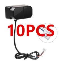 10 pces novo benewake tfmini plus módulo lidar micro tof sensor de distância curta à prova dip65 água ip65 compatível com uart iic i/o