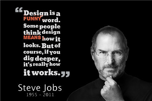 31df18eaac5 HOT SALE Steve Jobs Quotes Canvas Fabric Poster Home Decoration Wall Art  Fabric Print Stylish Retro Decor Nice Poster