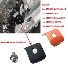 1290 trasero de la motocicleta ABS Sensor protectora guardia para KTM 690 SMC/Enduro R duque 690/790 ADV-R 1090 ADV/R 1290 Super ADV-