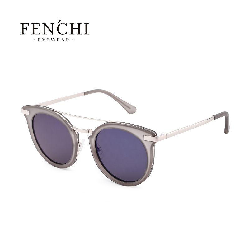 2019 new polarized lady sunglasses fashion trend frame series sunglasses 9