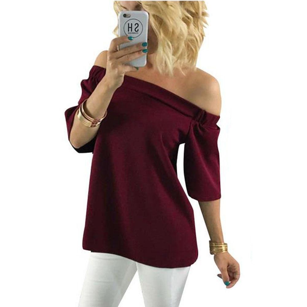 Burgundy Shirt Women Promotion-Shop for Promotional Burgundy Shirt ...
