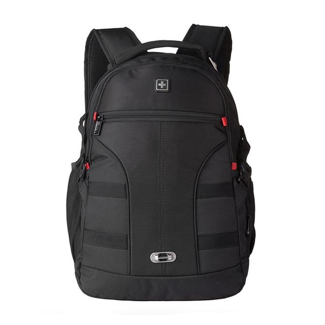 Swisswin hot sale swiss 15 inch laptop bag case men women backpack ...
