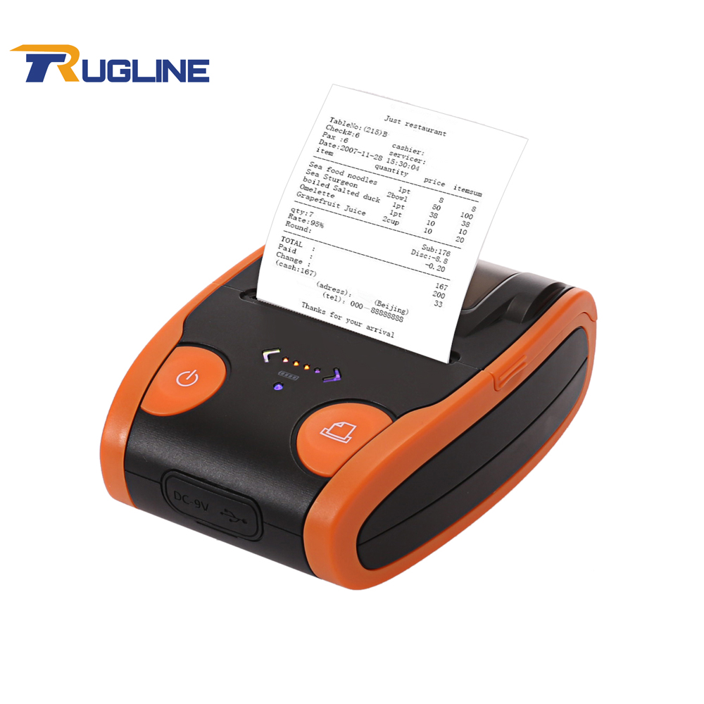 High Performance Cheap Price Thermal Receipt / Label Printer Wireless 2 Inch Thermal Printer USB Bluetooth P5806High Performance Cheap Price Thermal Receipt / Label Printer Wireless 2 Inch Thermal Printer USB Bluetooth P5806