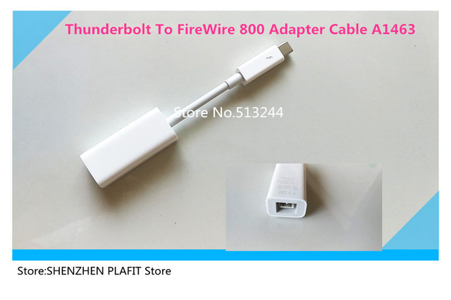 Thunderbolt To FireWire 800 Adapter Cable A1463 -in Computer ...