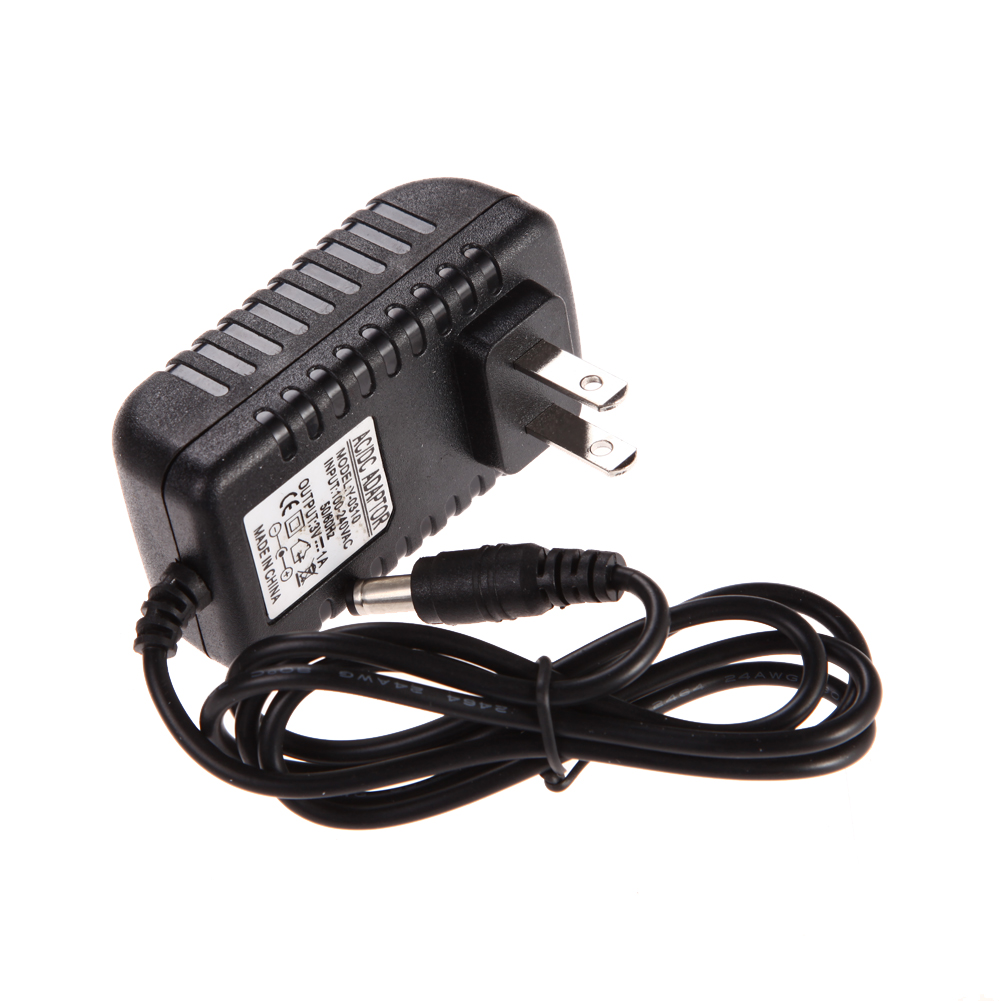 3V1A AC 100V-240V Converter Adapter DC 3V 1A 1000mA Power Supply Charger US Plug 5.5 x 2.5MM