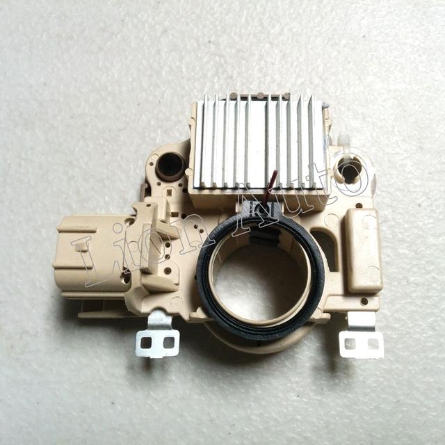 León Nuevo Regulador Del Alternador Portaescobillas Para El Acura Rsx 2.0l 1.7l 2001-2006 Para Honda Im851 a866x48782