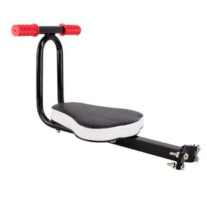Detachable Child Bicycle Safe-T-Seat Children Bicycle Seats Bike Front Seat Chair Carrier Outdoor Sport Protect Seat(China)