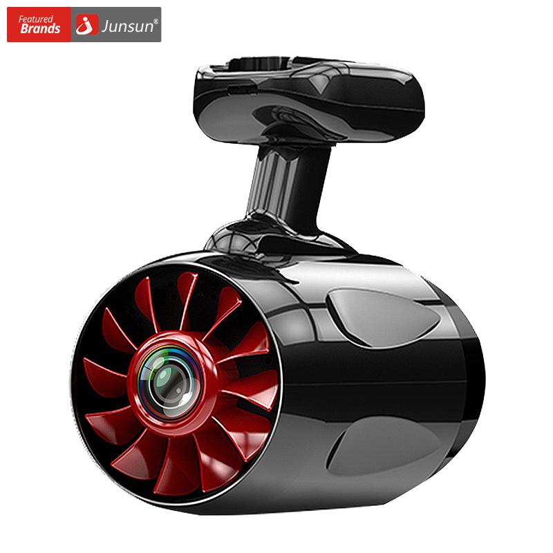 Prix pour Junsun ambarella a12 wifi voiture dvr caméra dashcam adas ldws super fhd 1296 p vidéo enregistreur gps sans fil instantané à distance caméscope