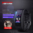VERYFiTEK QS100 Color Screen Smart Wristband Blood Pressure Bracelet Heart Rate Monitor Blood Oxygen Fitness Tracker Update QS90
