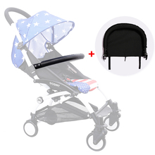 hot deal buy baby stroller foot rest and armrest for babyzen yoyo yoya babytime stroller infant baby carriages feet extension accessories