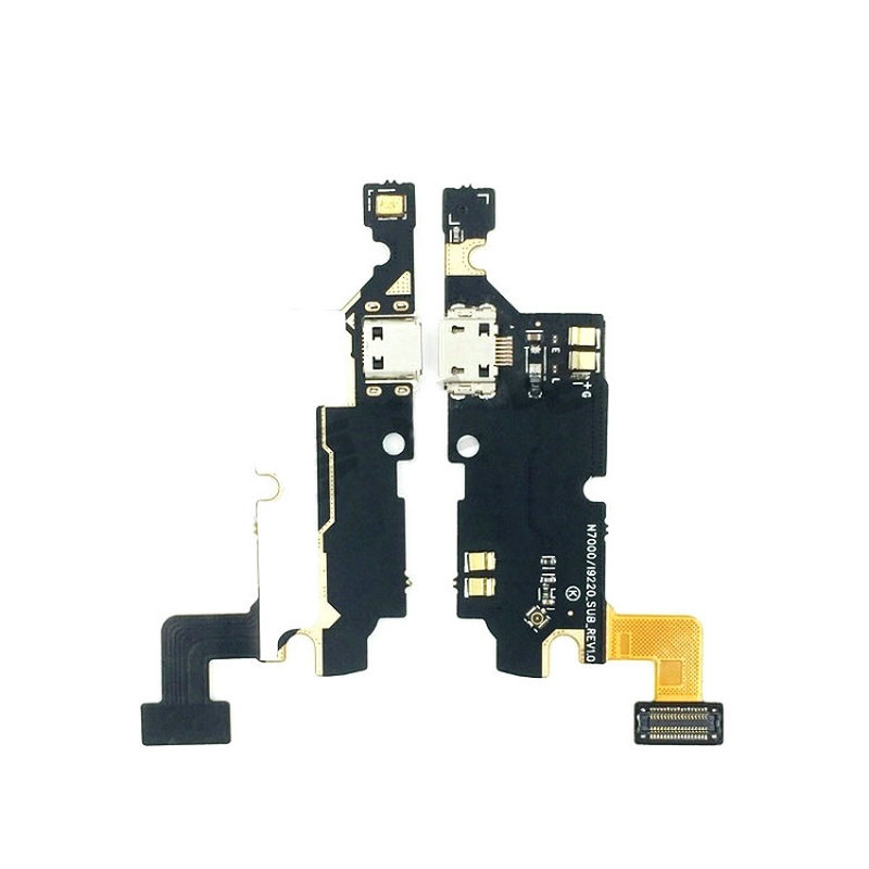 NEW USB Data Charger Dock Connector Charging Port Flex Cable For Samsung Galaxy Note N7000 I9220 I9228 I889