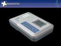 CONTEC ecg100g с 3 рулонов бумаги, одноканальный электрокардиограф ЭКГ Мониторы ЭКГ машина