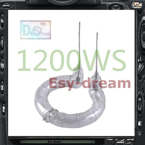 1200WS Flash Tube anneau lampe ampoule pour Godox Oubao Jinbei belle Photo Studio Flash stroboscope éclairage PS050