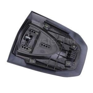 Image 5 - עבור הונדה CBR600RR 2007 2008 2009 2010 2011 2012 CBR 600RR אופנוע שחור אדום כחול מושב אחורי Fairing כיסוי ברדס זנב כיסוי