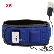 Massage Electric Vibration Slimming-Belt Fat-Loss for Fitness Effective X5 220v/50hz