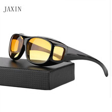 JAXIN Fashion multi-function sunglasses men retro sports women driving tourism fishing personality trend glassesUV400