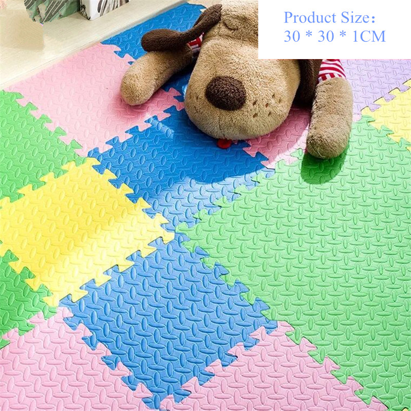 Foam Puzzle Play Mat Kids Baby EVA Mat Carpet In The Baby Interlocking Exercise  For Children Tiles Baby Gym Tapete Infantile