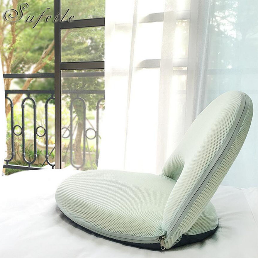 Folding Recliner Lounge Chair Hanging Lift Sufeile Creative Adjustable Chaise Simple Furniture Lazy Sofa Balcony ...