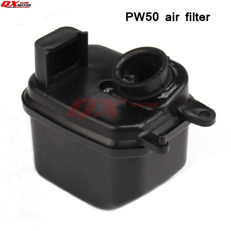 Коробка воздушного фильтра для PW50 PW 50 Y-Zinger 1981-2009 мотоцикла Dirt Bike Бесплатная доставка