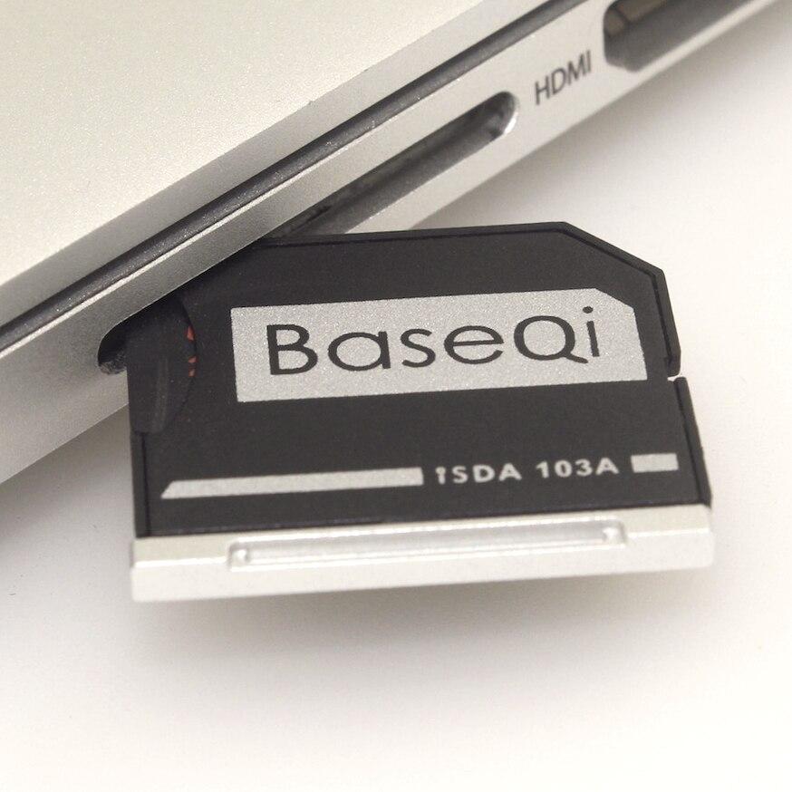 Ninja Stealth Drive iSDA 103A microSD Adapter for MacBook Air 13 Alternative Nifty MiniDrive