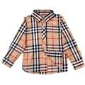 2017 новая мода мальчиков рубашки высокого качества плед дизайн дети clothing горячий продавать Англии стиль с длинным рукавом детская одежда