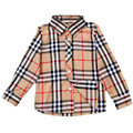 2017 new fashion boys shirts high quality plaid design children clothing hot selling England style long sleeve kids clothes