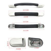 Suitcase Luggage Case Handle 15cm Spare Strap Carrying Handle Grip Replacement