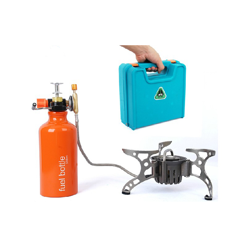 Brother BRS-8A outdoor oil gas dual-purpose stove gasoline kerosene diesel stove stove camping picnic stove
