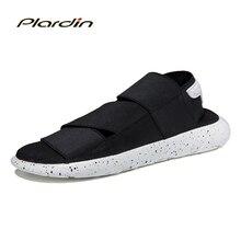 Plardin 2017 Sommer Mode Flip-Flops Badesandalen Schuhe Mann Flachen Sandalen Casual männer Flip-Flops Schuhe Für männer
