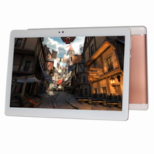 Hot New 10.1inch tablets 3G WCDMA SIM Dual  Octa Core MTK  HD IPS 4GB RAM 32GB ROM bluetooth wifi GPS FM Android 7.0 Tablet